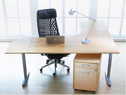 Ikea Muebles Despacho. Cool Ikea Alex Deski Like The Drawers Here ...