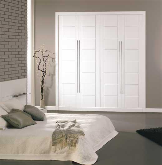 Fustabric cb muebles cocinas ba os parquet y puertas - Puertas de roperos empotrados ...