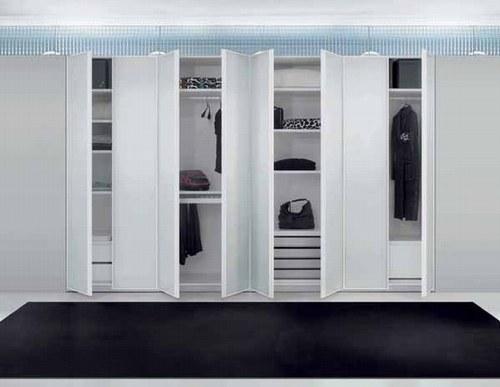 Armarios de aluminio para dormitorios materiales de - Perfiles de aluminio para armarios ...