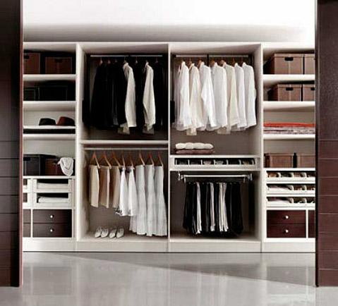 Fustabric cb muebles cocinas ba os parquet y puertas - Organizacion armarios ...