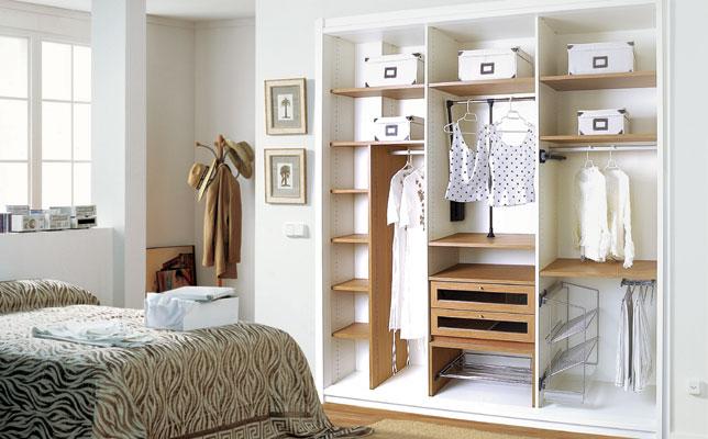 Fustabric cb muebles cocinas ba os parquet y puertas for Cortinas para puertas de armarios
