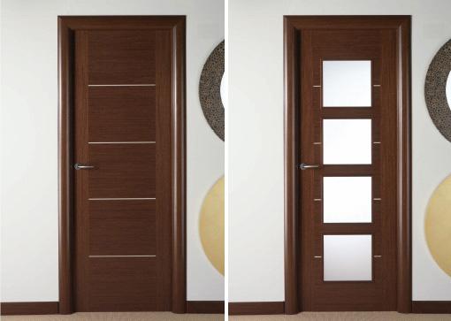 Fustabric cb muebles cocinas ba os parquet y puertas Puertas en madera para habitaciones